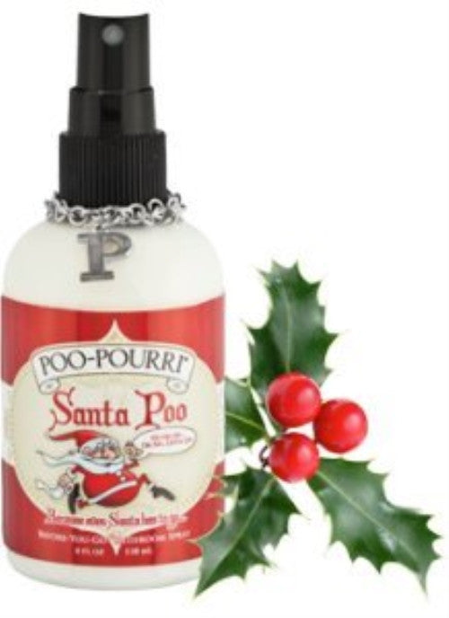 Poo-pourri Santa- Poo in New 1 Ounce Size