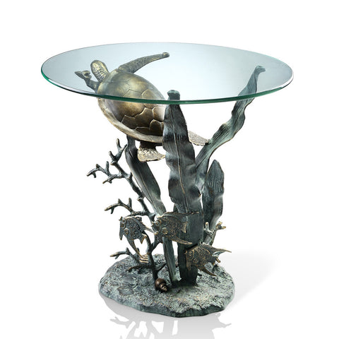 Sea Turtle Table - ArtsiHome