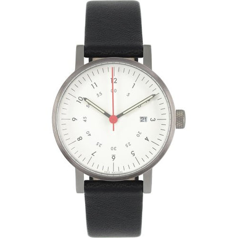 VOID V03D Watch - Brushed/White - ArtsiHome - Void Watches