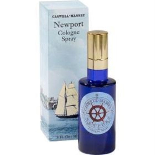 Caswell-Massey Newport Cologne Spray (3 oz) - ArtsiHome