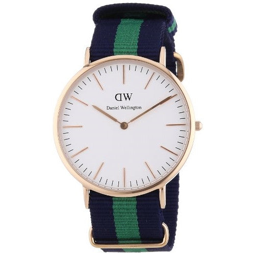 Daniel Wellington Men's Classic Warwick Rosè Gold Watch - ArtsiHome