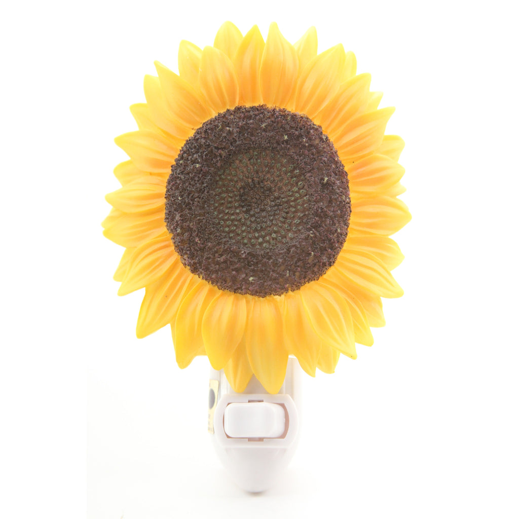Sunflower Night Light, Ibis & Orchid Nightlights, NIB, 50016 - ArtsiHome