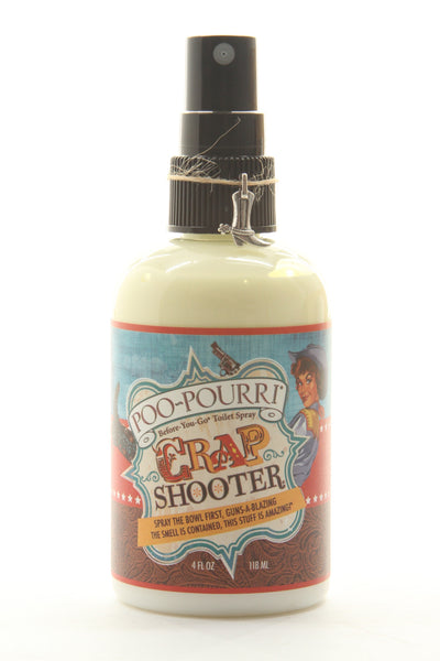 Crap Shooter - PooPouri Odor Spray (4 oz bottle) - ArtsiHome