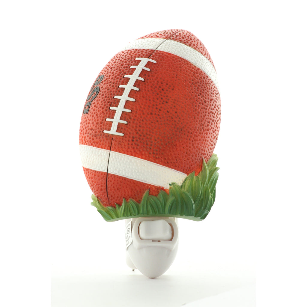 Football Night Light, Ibis & Orchid Nightlights, NIB, 50080 - ArtsiHome