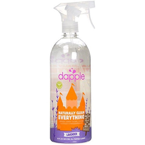 Dapple All Purpose Cleaner Spray, Lavender, 30 Fluid Ounce - ArtsiHome