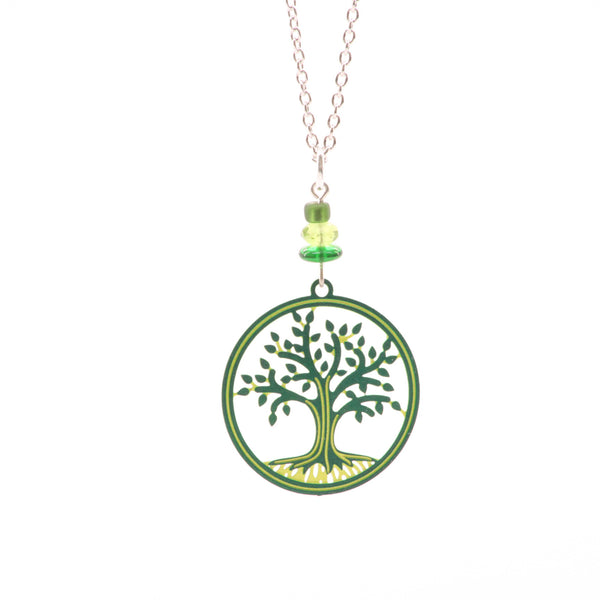 Sienna Sky Tree Of Life Necklace - ArtsiHome