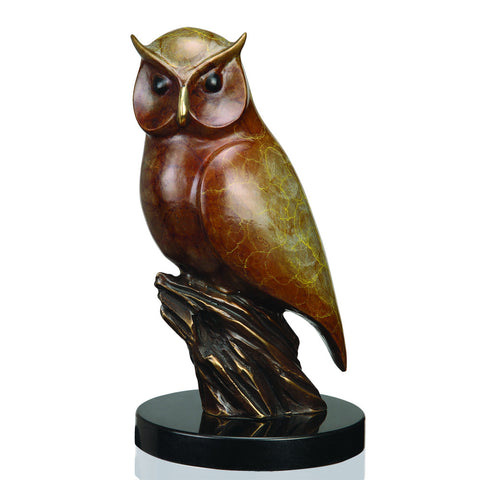 SPI Home Collection Nightflyer Owl - ArtsiHome