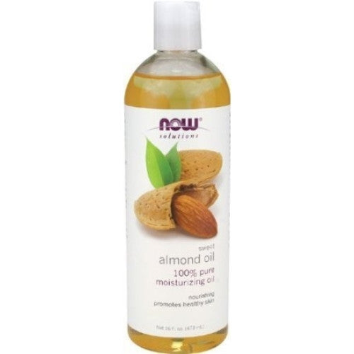 NOW Foods Solutions Sweet Almond Oil -- 16 fl oz - ArtsiHome