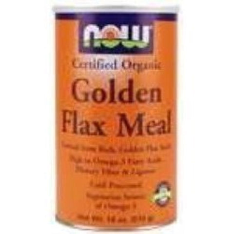 Golden Flax Seed Meal - 22 oz. - ArtsiHome