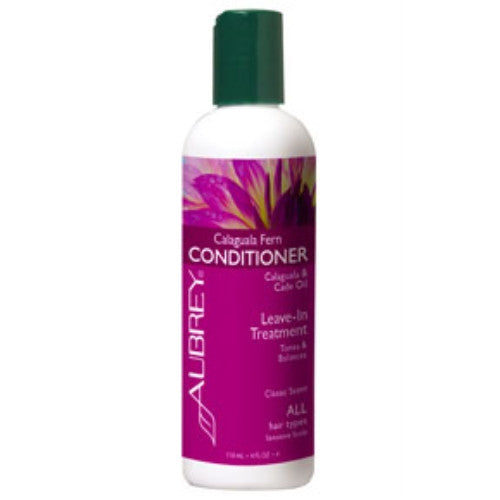 Aubrey Organics 4 oz. Calaguala Fern Leave-In Conditioner - ArtsiHome