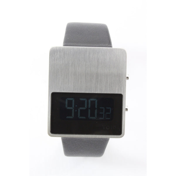 VOID V01 Watch (Brushed Steel) - ArtsiHome - Void Watches - 8