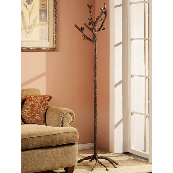Pinecone Coat Rack - ArtsiHome