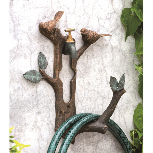 SPI Home 33107 Bird and Branch Hose Holder - ArtsiHome