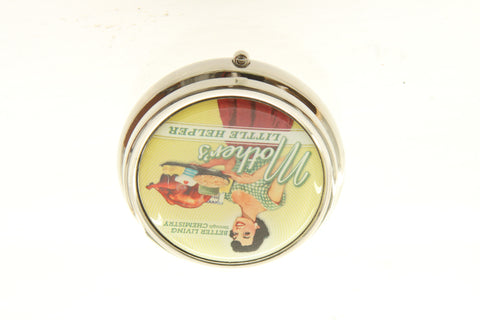 Retro Style Mother's Little Helper Pill Box - ArtsiHome