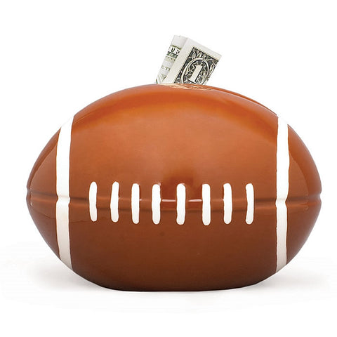 Bank Ceramic Football - ArtsiHome