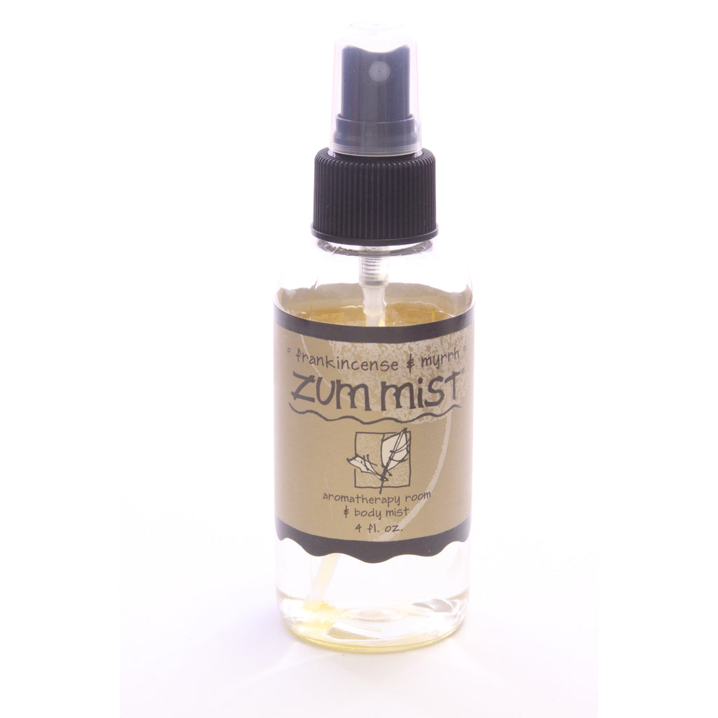 Zum Mist Aromatherapy Room and Body Spray Frankincense And Myrrh -- 4 fl oz - ArtsiHome - Indigo Wild - 14