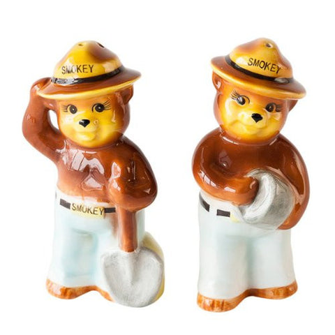 Bears Salt & Pepper, Gift Box, Ceramic, 5in - ArtsiHome