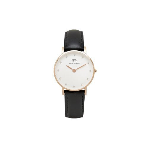 Daniel Wellington Lady's Classic Sheffield Rosé Gold Watch - ArtsiHome