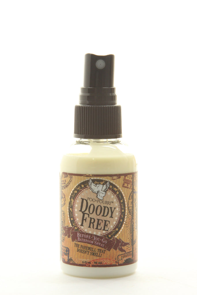 Poo Pourri, Doody Free - 2 oz Bottle [Kitchen] - ArtsiHome