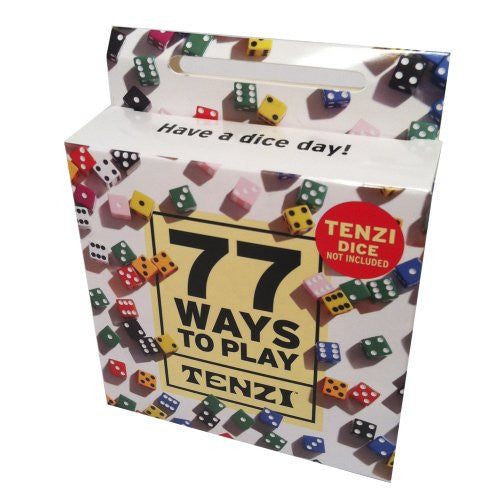 77 Ways to Play Tenzi - ArtsiHome