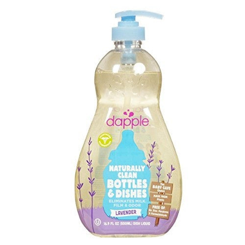 Baby Bottle+Dish Liquid 16.9 Ounces (Pack of 3) - ArtsiHome