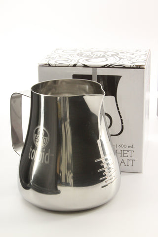 Espro Toroid 20 Oz Stainless Steel Milk Frothing Pitcher - ArtsiHome
