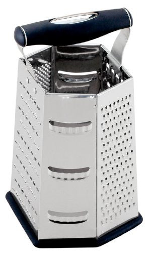 Harold Imports Multi-Face Grater for Easy Grating - ArtsiHome