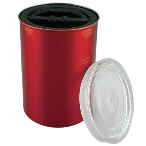 Planetary Design Airscape Food Storage Container (64oz/ Candy Apple)    ArtsiHome