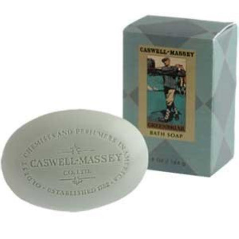 Caswell-Massey - Greenbriar Single Soap - ArtsiHome