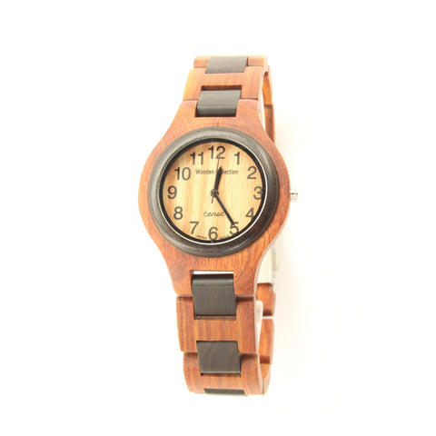 Tense Pacific Watch (Sandalwood) - ArtsiHome - Tense - 1