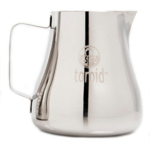 Espro Toroid 12 oz Stainless Steel Milk Frothing Pitcher - ArtsiHome