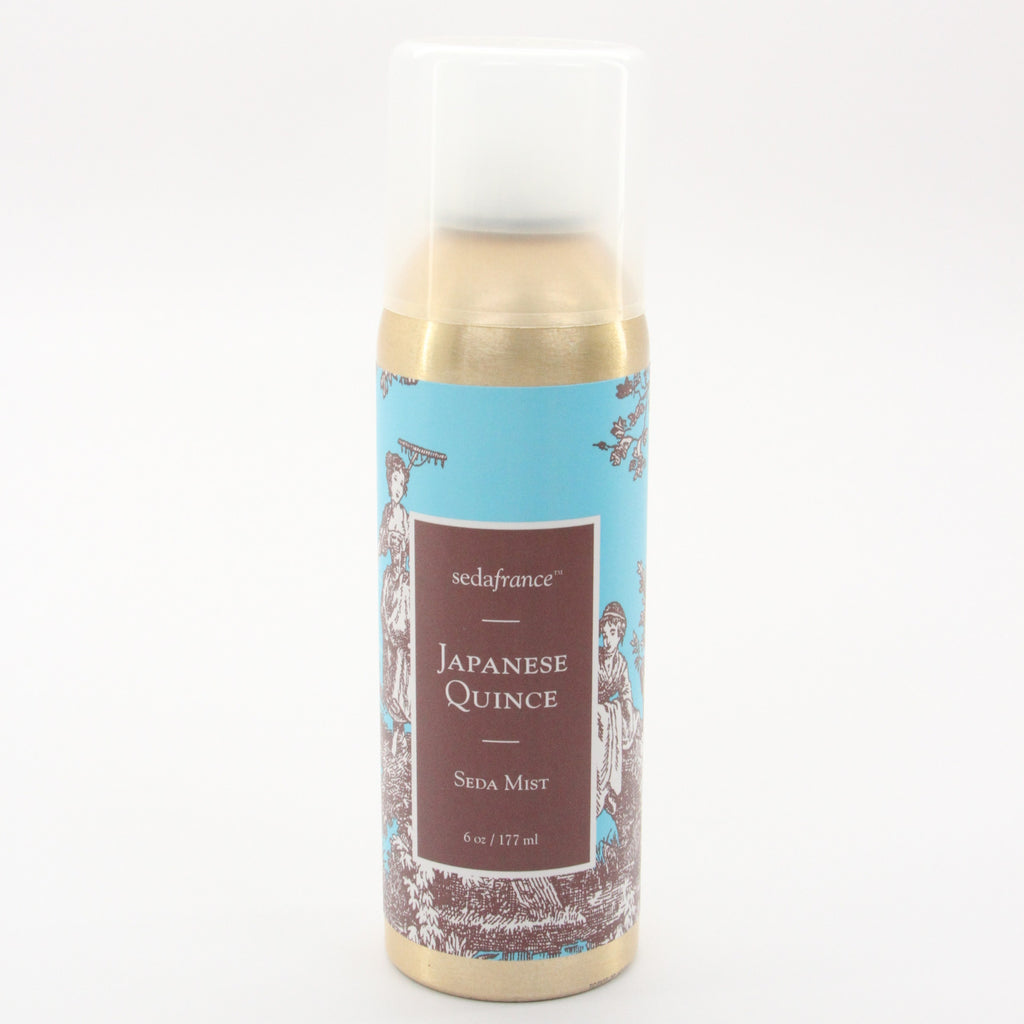 Seda France Japanese Quince Room Mist (6 oz) - ArtsiHome