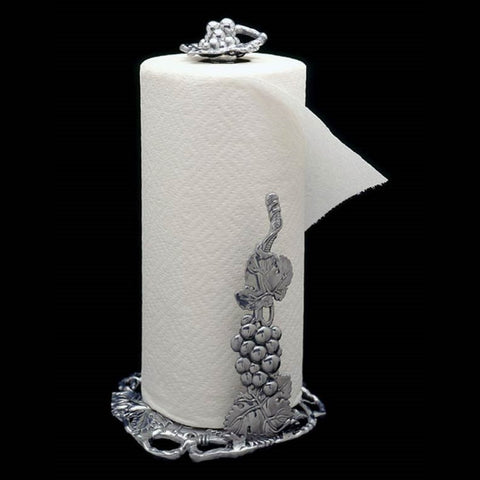 GRAPE PAPER TOWEL HOLDER - ArtsiHome