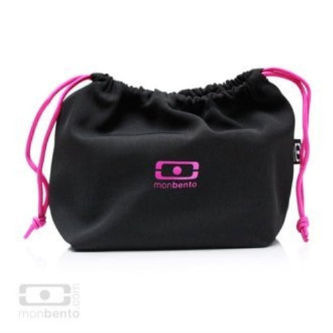 Monbento Original BentoBox Carrying Bag (Pink) - ArtsiHome - Monbento