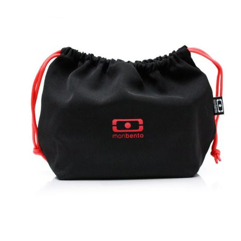 Monbento Original Bento Box Carrying Bag (Red) - ArtsiHome