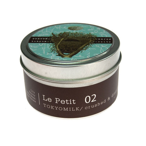 Margot Elena Tokyo Milk Le Petit Tin Travel Candle, Delightfuly Perfumed, 6 Ounce - ArtsiHome