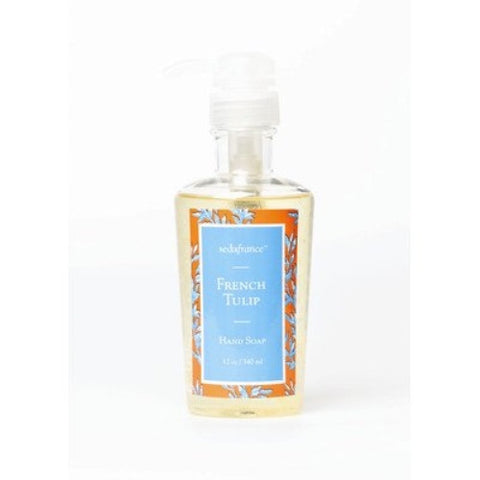 Classic Toile French Tulip Liquid Hand Soap - ArtsiHome