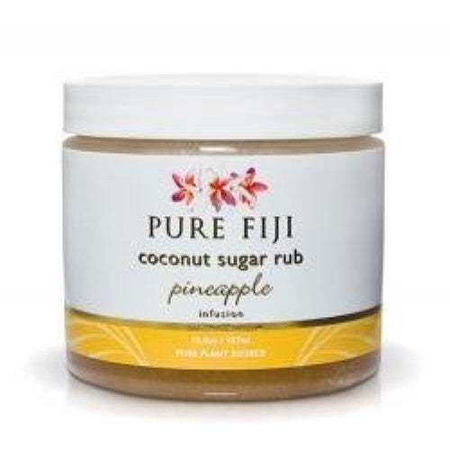 Pure Fiji Coconut Sugar Rub Pineapple, 15.5 Ounce - ArtsiHome