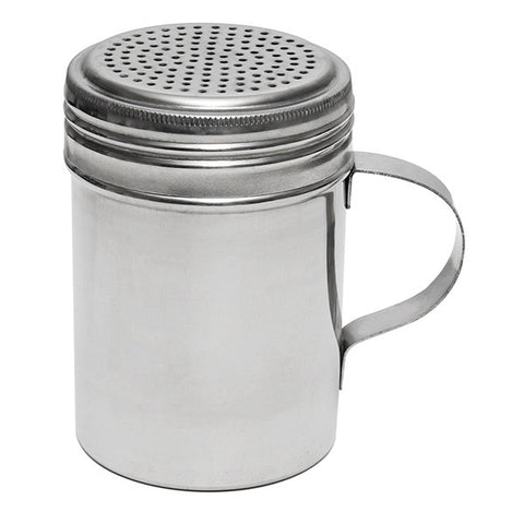 Libertyware 4-Inch Stainless Steel Flour and Spice Shaker With Handle - ArtsiHome