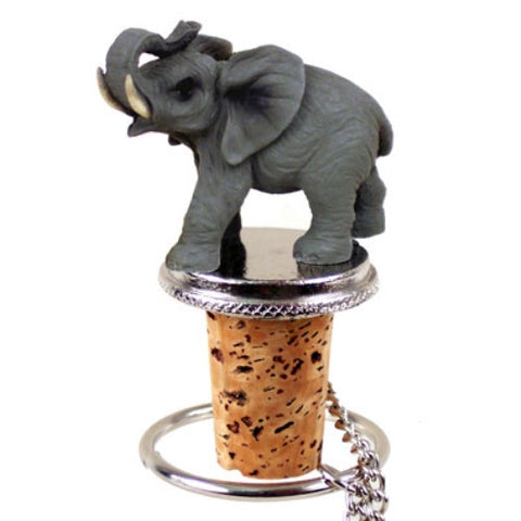 Elephant Wine Bottle Stopper - ATB16 - ArtsiHome
