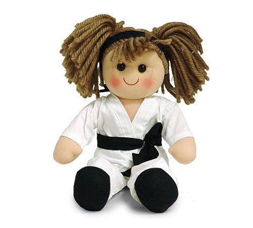 Burton & Burton Karate Girl