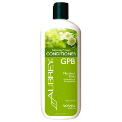 Aubrey Organics GPB Glycogen Protein Balancing Conditioner, 16-Ounce Bottle - ArtsiHome