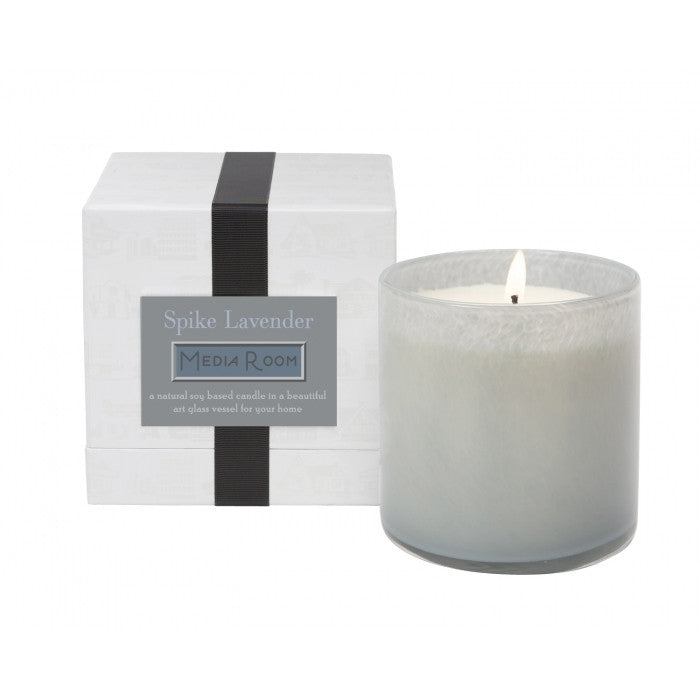 Lafco House & Home Spike Lavender Candle - 16 oz - ArtsiHome