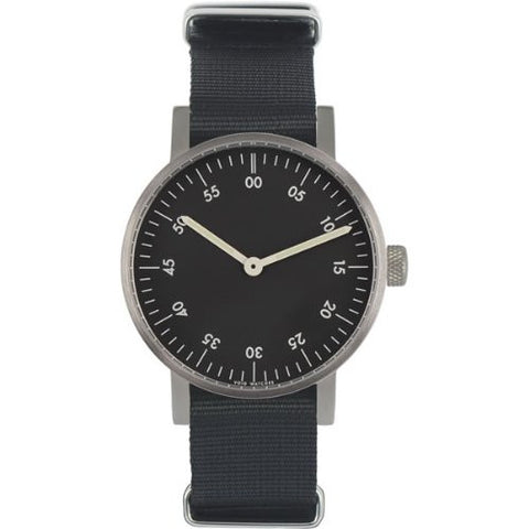 VOID V03B Watch - Brushed/Black - ArtsiHome - Void Watches