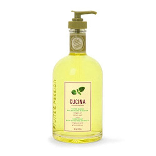 Cucina Oregano and Green Citrus 16.9 oz Hand Soap [Misc.] - ArtsiHome
