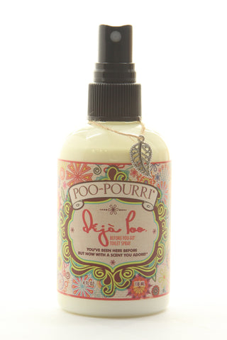 Poo Pourri Deja Poo Before-you-go 4 Oz Bathroom Spray [Misc.] - ArtsiHome - Poo-Pourri - 4