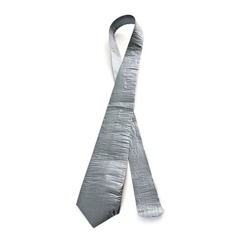 Plug Duct Tape Tie (56in) - ArtsiHome