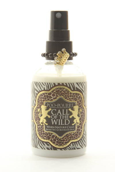 Poo Pourri, Call of the Wild - 4 oz Spray Bottle - ArtsiHome