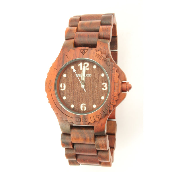 WeWOOD KALE Watch (Chocolate) - ArtsiHome - WeWood - 1