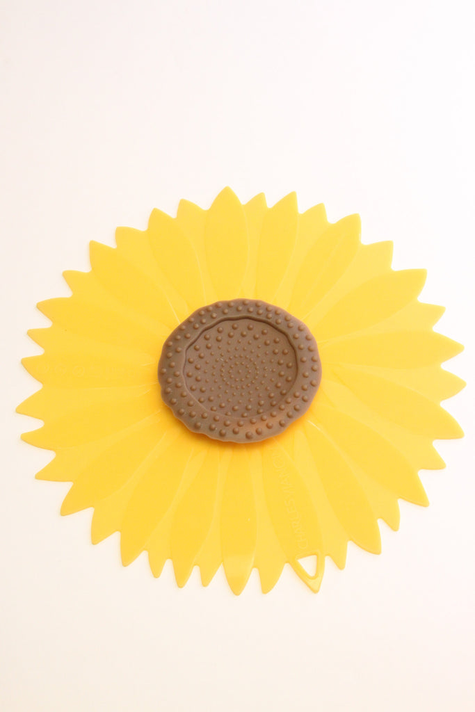 Charles Viancin 1102 Sunflower Lid, Medium - ArtsiHome